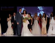 Miss Lebanon Emigrants West Coast USA - Queen Hiba Hamadi